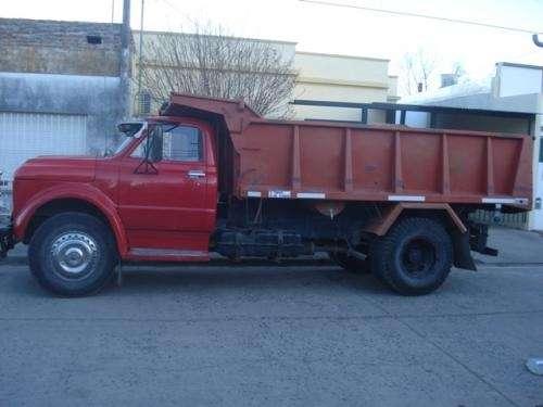 Camion chevrolet c-60