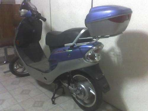 Karting vendo y moto electrica