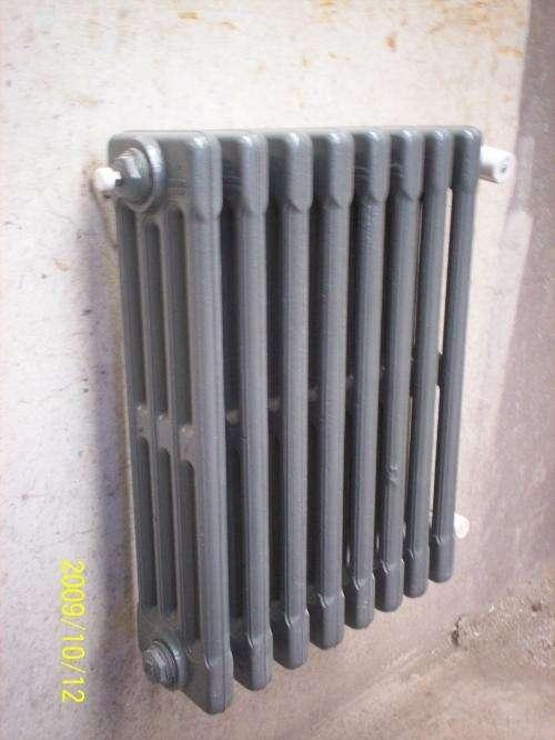 Radiadores de calefacciom de hierro fundido