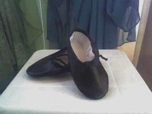 Zapatillas media punta
