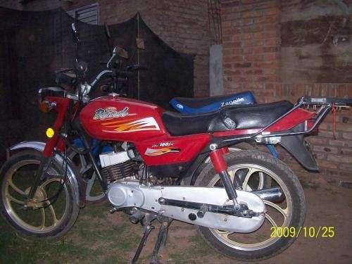 Permuto 2 motos