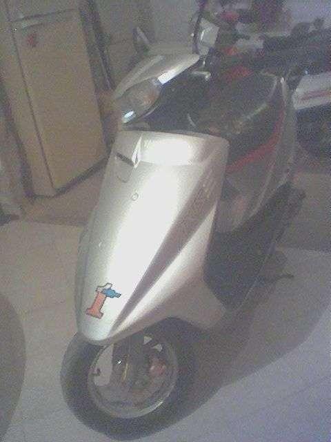 Vendo yamaha axis 90 cc - japonesa - mod 97 - soy titular - patentada -