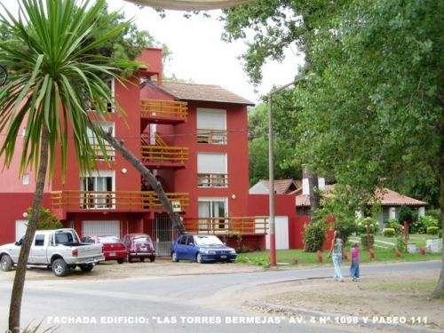 Villa gesell - dueño alquila departamentos - 4/5 personas - centro
