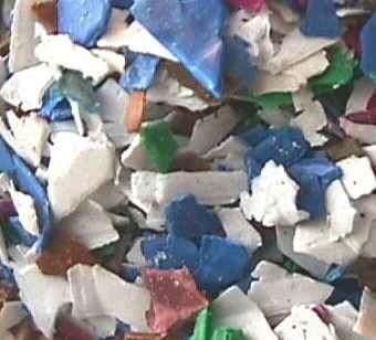 Compro rezagos plasticos scrap