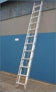 Escalera aluminio extensible 5,10 mts