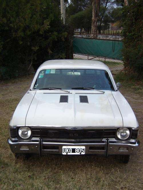Chevy coupe serie 2