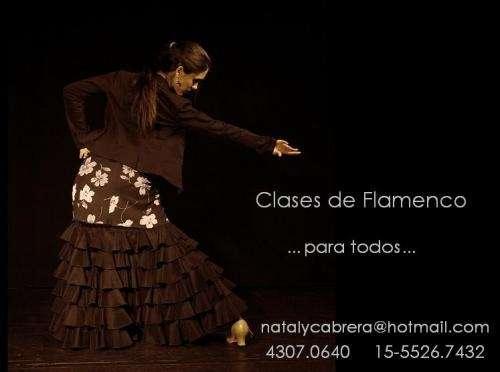 Clases de baile flamenco en san telmo