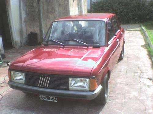 Fiat 128 super europa exelente estado!!