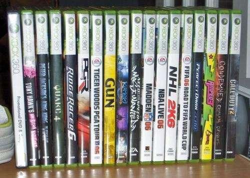 Xbox 360 juegos 2 joysticks oferta!!