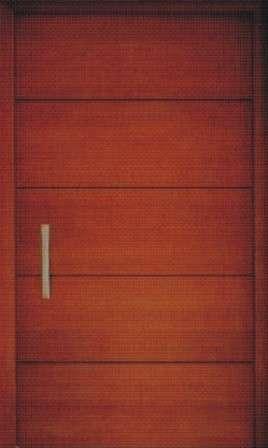 Fusion a : puertas de madera de diseño