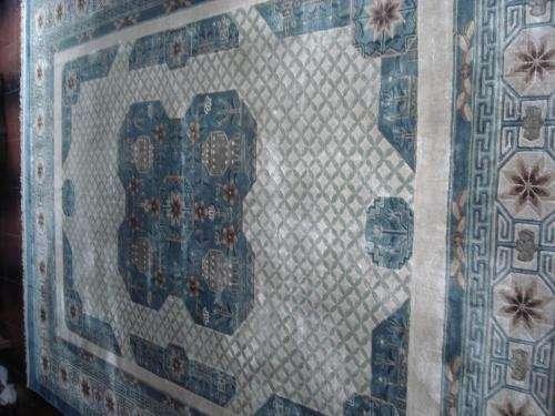 Vendo hermosa alfombra china