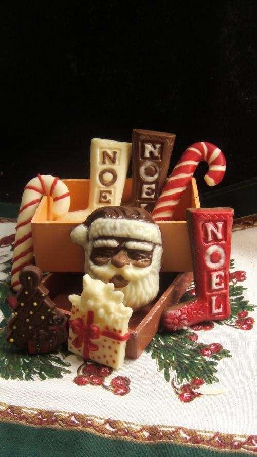 Fotos de Showroom de golosinas y chocolates de navidad 1