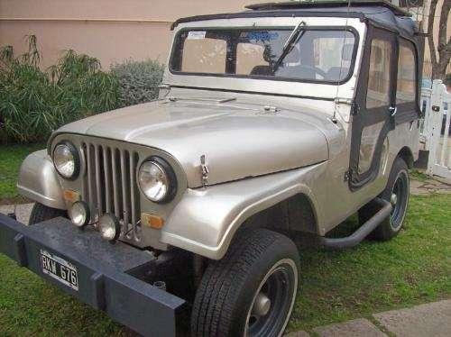 Vendo jeep motor ford 221