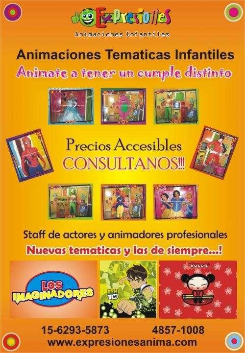 Fotos de Animaciones infantiles expresiones 3