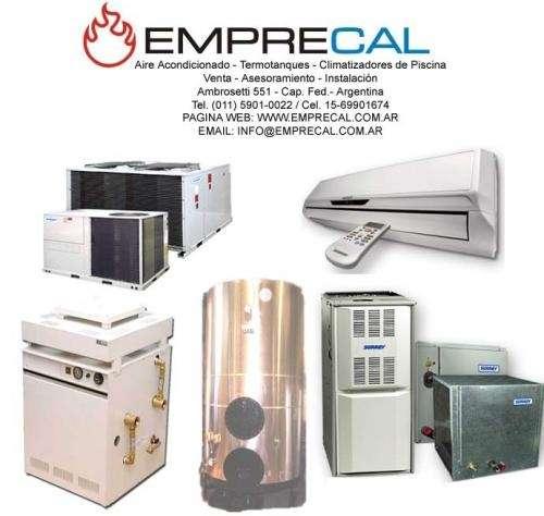 Aire acondicionado - venta, instalación y mantenimiento