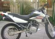 VENDO HONDA BROSS 2008 EXELENTE ESTADO!!!!