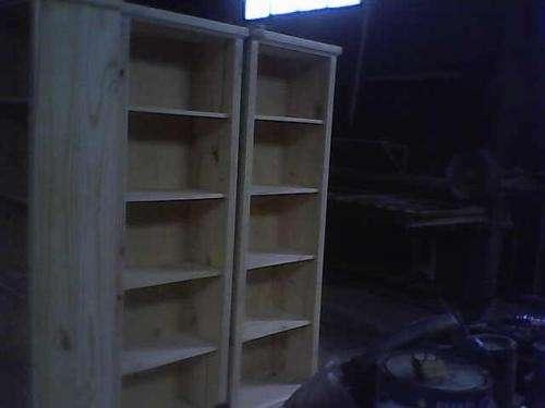 Muebles de pino standar y a medidas 1549748823
