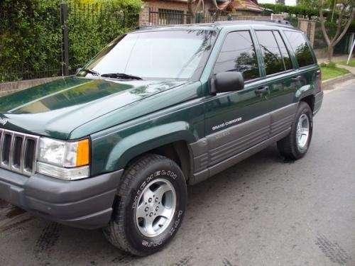 Jeep grand cherokee laredo 4.0 nafta