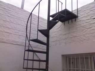 Escaleras Caracol O Recta 890 Oferta Inperdible En San Justo - Escaleras-de-caracol
