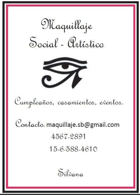 Maquillaje social y artístico