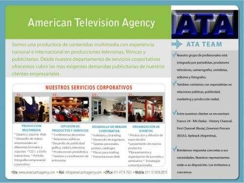 Produccion de videos y servicios para empresas/ particulares