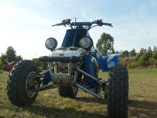 Yamaha banshee mod 2000!!!!!!