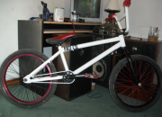 vendo bici para bmx exelente