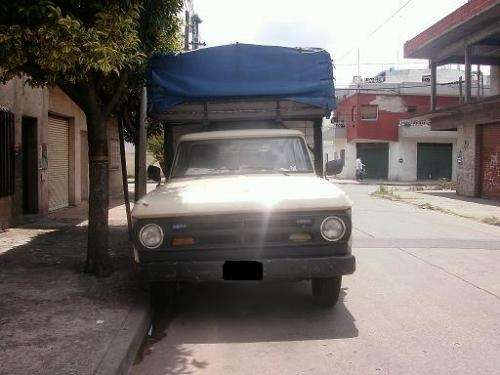 Vendo o permuto camioneta dodge 200 1973