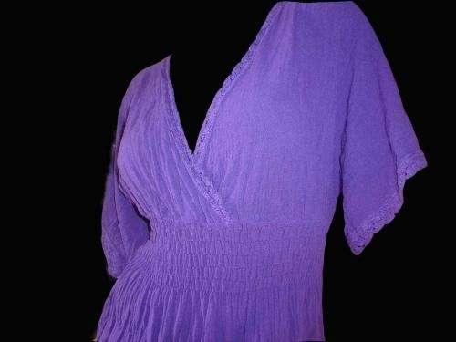 Talles especiales-vestidos sin bretel-ropa indú