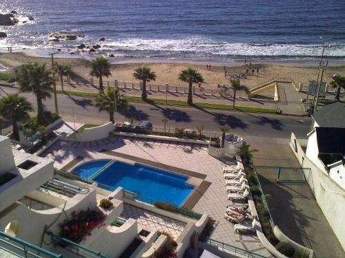 Arriendo departamento con con chile resort playa paraiso