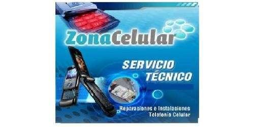 Servicio tecnico de celulares (para todo el pais)