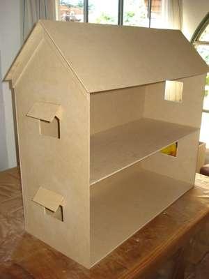 Casa muñecas barbies casita - somos fabricantes!!!