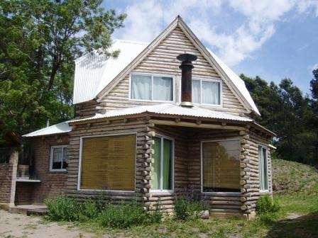 Alquilo cabaña en sierra de la ventana