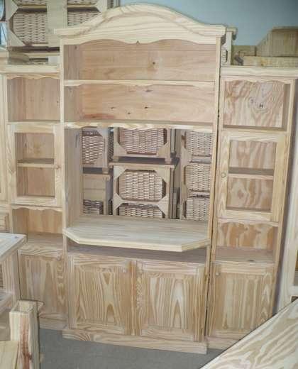 Muebles de pino en valencia cabecero de cama de madera for Fabrica muebles valencia