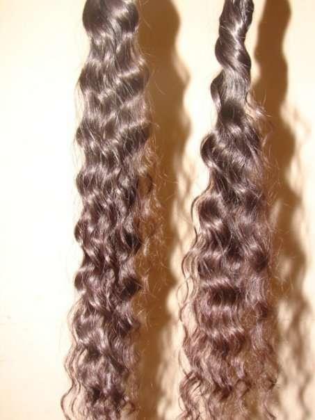 Extensiones y cortinas de pelo 100% natural