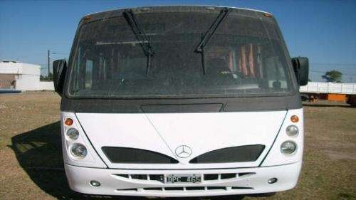 Minibus mercedez benz