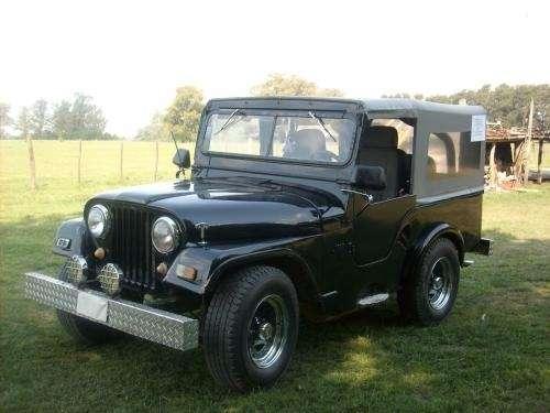 Jeep ika modelo 1961