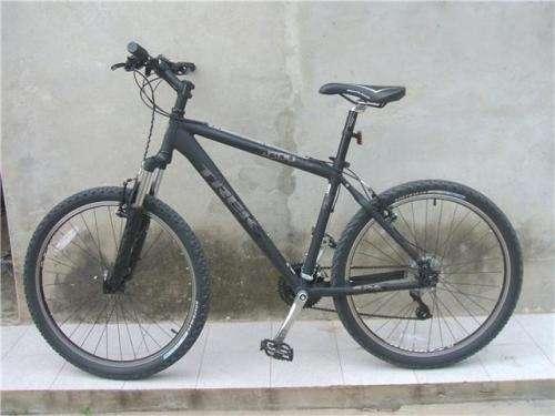 Vendo bicicleta trek alpha aluminiun modelo 4300 año 2009