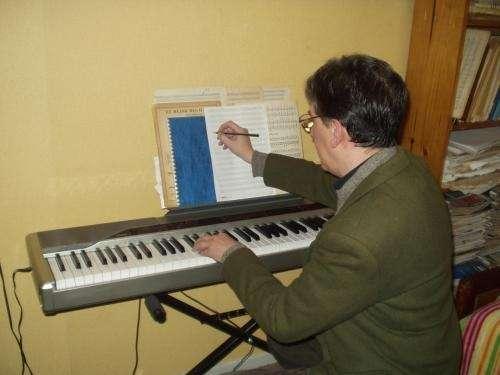 Musica -clases -iniciacion -armonia -composicion -