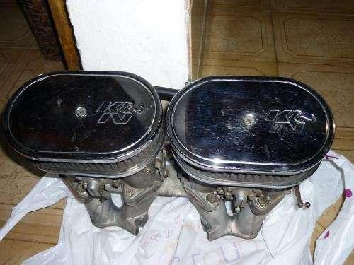 Carburador dos bocas 40-40 dellorto