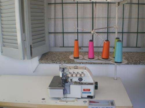 Vendo maquinas de coser industriales