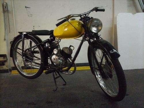 venta de moto puma 98 cc