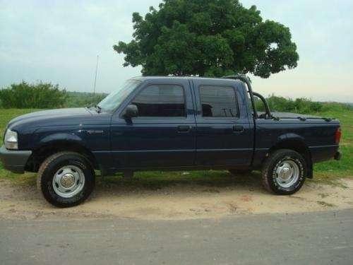 Ford ranger 2004 doble cab. 4x2 tdi 2.8 plus