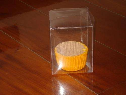Cajas de acetato para cupcakes y otros