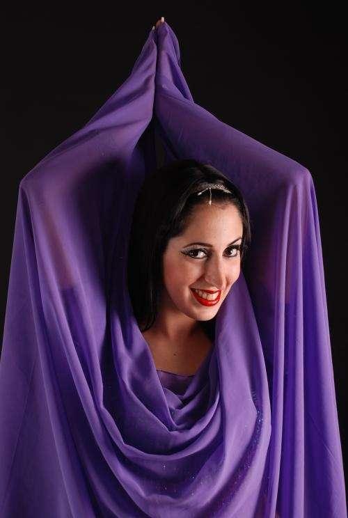 Clases de danzas arabes