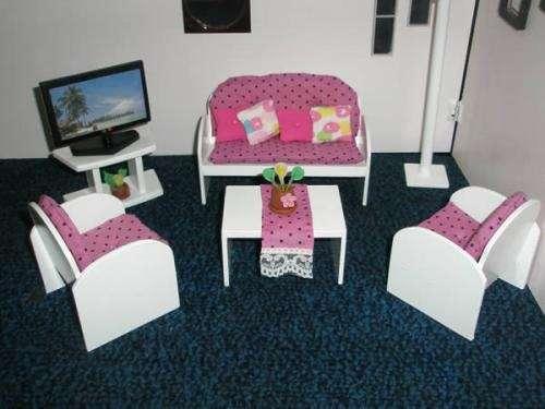 Fotos de Muebles para casa de muñeca barbie en Capital Federal ...