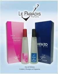 Le paradis perfumes, excelentes imitaciones, catalogos gratis