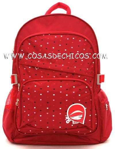Nuevas mochilas y cartucheras de 47 street conseguilas ya!!!