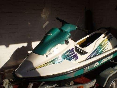 Vendo moto de agua sea doo spx