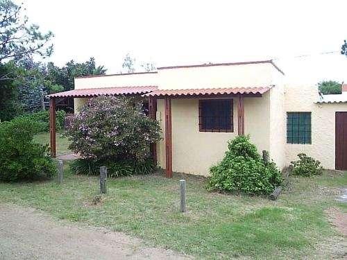 La paloma uruguay - alquilo 4 casas por temporada
